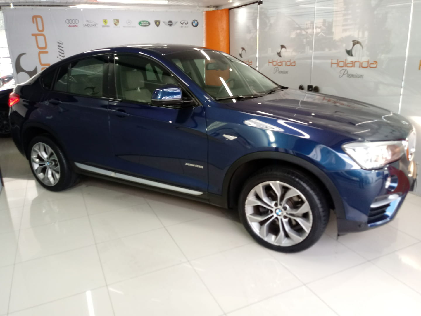 BMW X4  2.0 XDRIVE 28i X-Line turbo