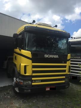 SCANIA R114 GA 4X2NZ 380