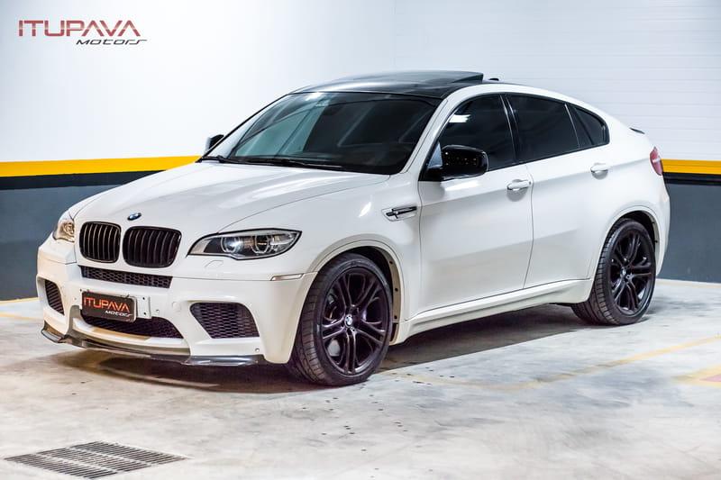 BMW X6 M 4.4 4X4 V8 32V 555CV BI-TURBO AUT.