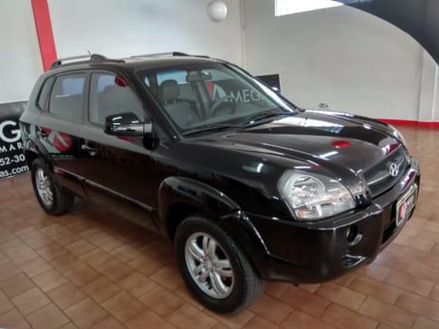 2007 hyundai tucson gls 4x2 2wd 2.0 mpfi 16v 143cv aut.