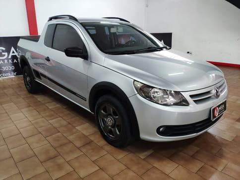 2011 volkswagen saveiro trooper 1.6 8v