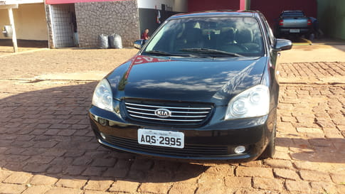 2009 kia magentis sedan-at ex 2.0 16v 4p