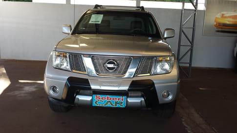 2012 nissan frontier cd xe 2.5 4x4 diesel