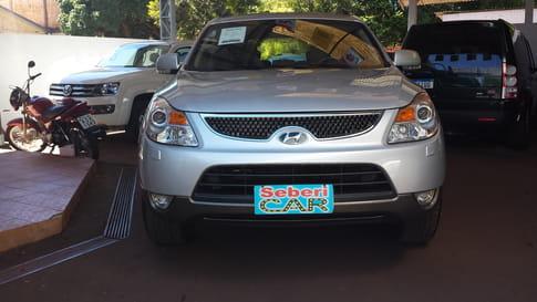 2011 hyundai vera cruz gls 3.8 v-6 4x4 7l aut