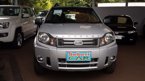 2012 ford ecosport freestyle 1.6