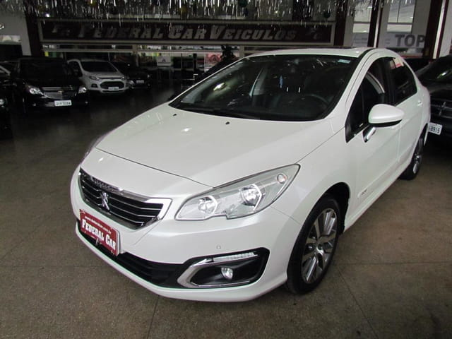 PEUGEOT 408 SEDAN GRIFFE 1.6 TURBO 16V 4P AUT.