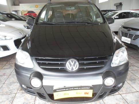 2008 volkswagen crossfox 1.6 8v 4p