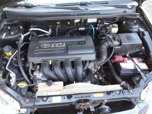 2004 toyota corolla sedan xei 1.8 16v 4p