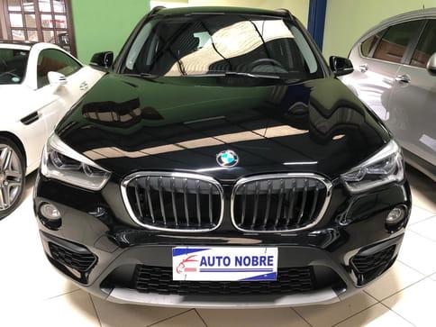 BMW X1 2.0 20I 4X2 16V FLEX 4P AUTOMÁTICO