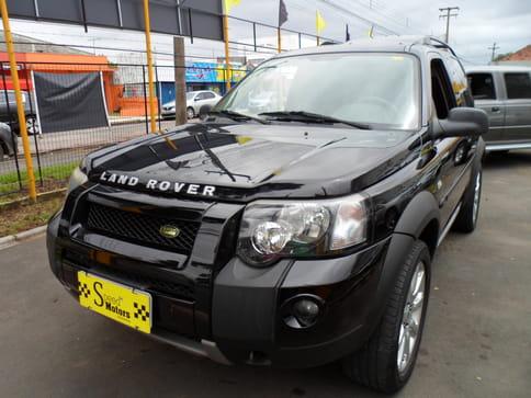 2005 land rover freelander 4x4  4p