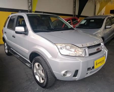 2008 ford ecosport xlt 2.0 aut
