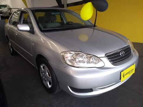 2006 toyota corolla sedan xei 1.8 16v 4p