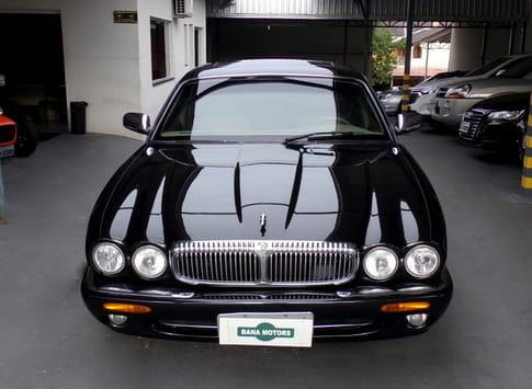 1998 jaguar xj8 daimler 4.0 v-8 4p