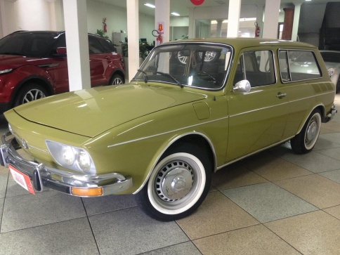 1972 volkswagen variant