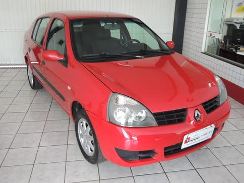 2007 renault clio sedan rn 1.0 16v basico