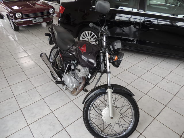 2012 honda cg 125 fan ks