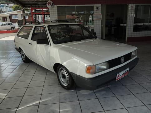1996 volkswagen parati cl 1.6 2p