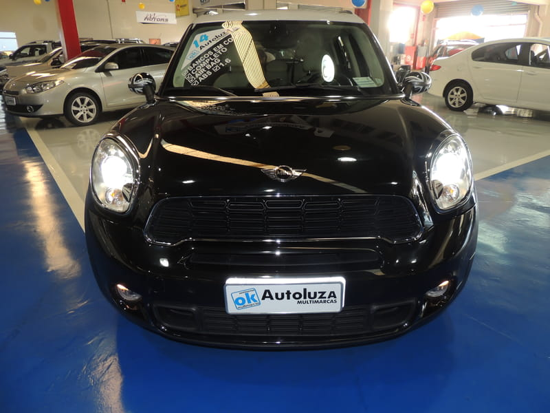 MINI COOPER CABRIO COUNTRYMAN S ALL4 1.6 AUT
