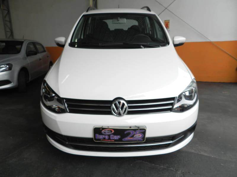 Volkswagen Spacefox 1 6 8v Trend Totalflex 4p 2013 2013 Flex Em