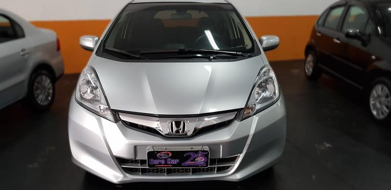 Honda Fit Lx Flex 2014 2014 Flex Em Londrina Euro Car Multimarcas
