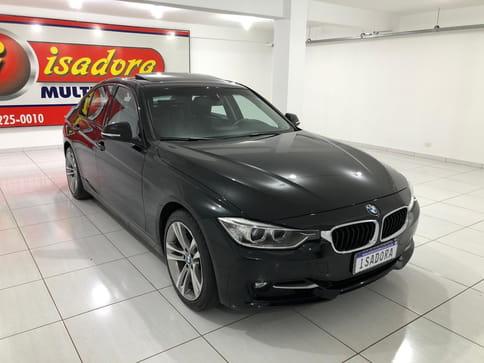 BMW 328i 2.0 SPORT GP 16V 4P AUT