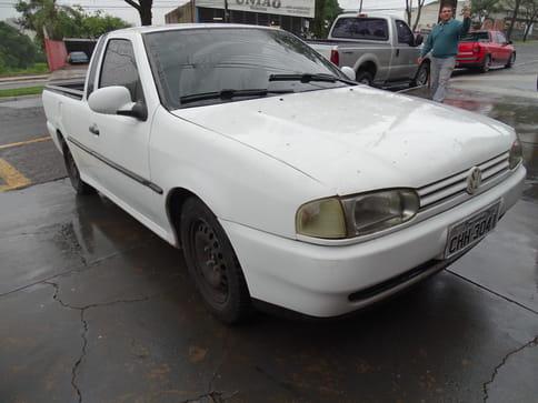 1998 volkswagen saveiro 1.6 cs