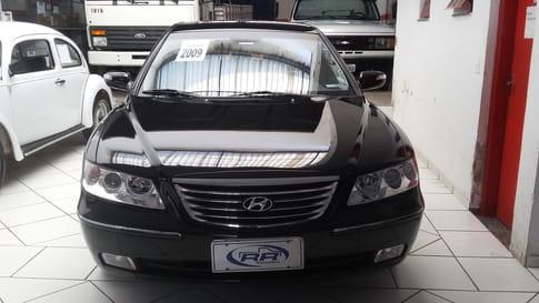 2009 hyundai azera sedan-at 3.3 v-6 4p