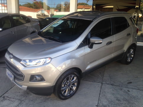 2017 ford ecosport freestyle 1.6