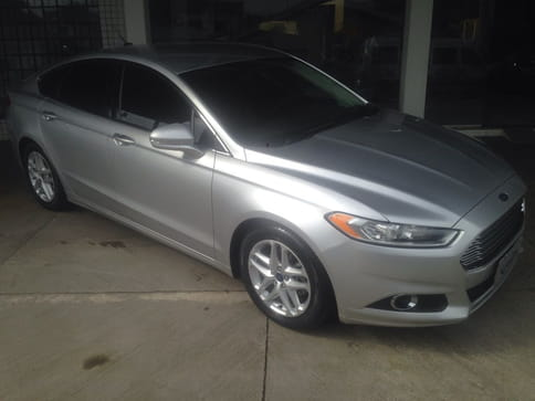 2015 ford fusion 2.5