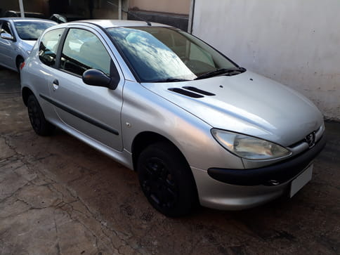 2008 peugeot 206 hatch sensation 1.4 8v  2p
