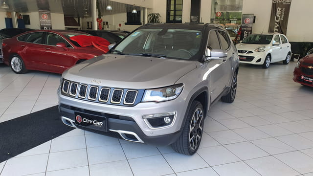 JEEP COMPASS LIMITED DIESEL 2019