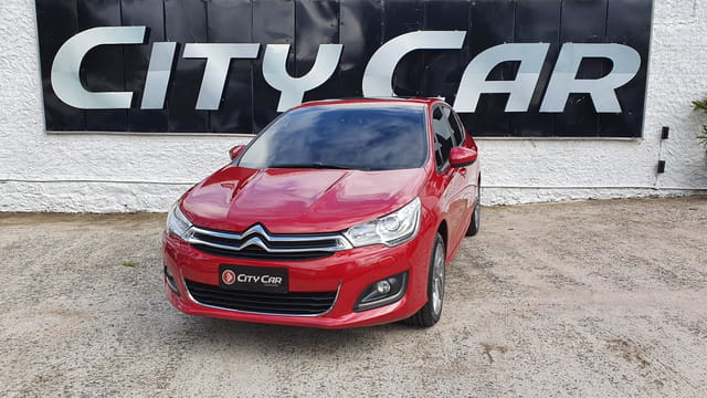 CITROEN C4 LOUNGE EXCLUSIVE 1.6 TURBO 2014