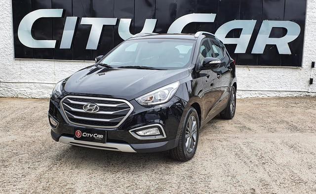 HYUNDAI  IX35 GL 2.0 16V 2WD FLEX AUT 2019