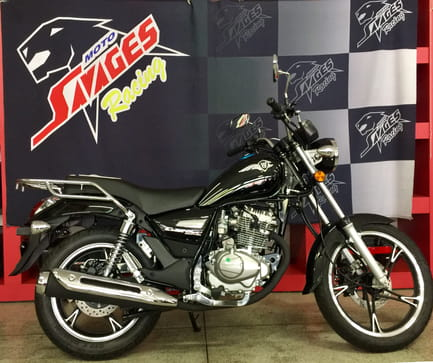 CHOPPER ROAD 150 2019 GASOLINA