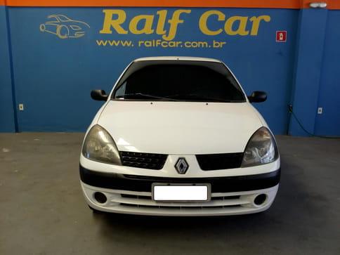 2006 RENAULT CLIO HATCH AUTHENTIQUE 1.0 8v  2P