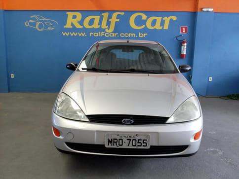 2002 ford focus 1.8l ha