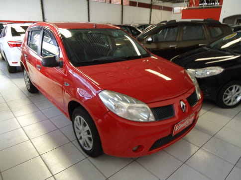 2009 RENAULT SANDERO AUTHENTIC 1.0