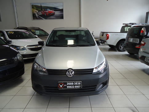 2014 volkswagen saveiro cs 1.6 mi 8v total flex g5