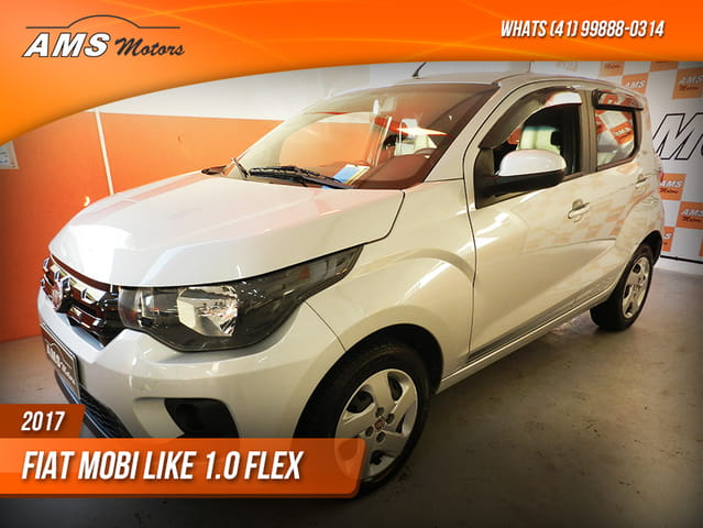 FIAT Mobi Like 1.0 Flex 4p