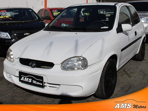2001 chevrolet corsa hatch wind super 1.0 efi 2p