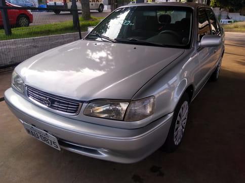2000 toyota corolla sedan xei 1.8 16v 4p