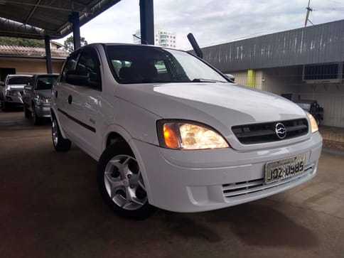 2005 chevrolet corsa sedan maxx 1.8 8v 4p