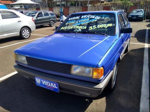 1992 volkswagen voyage cl 1.8 2p