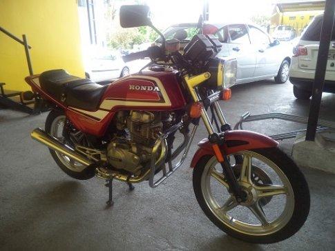 1984 honda cb 400