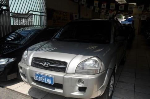 2006 HYUNDAI TUCSON 2.0 16V AUT