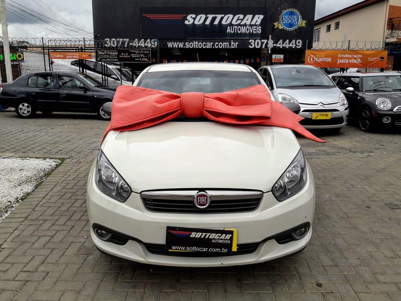 FIAT Grand Siena Essence Sublime dualogic 1.6