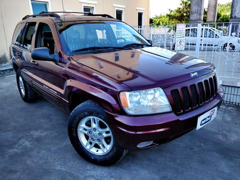 2000 jeep gran cher.limited 4x4 4.7 v-8 4p
