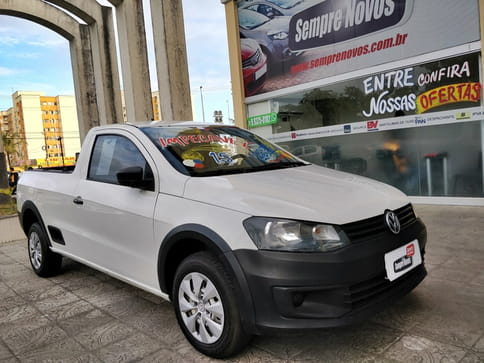2015 volkswagen saveiro 1.6 cs