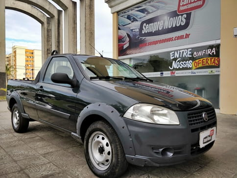 2013 fiat strada working 1.4 mpi 8v flex mec.