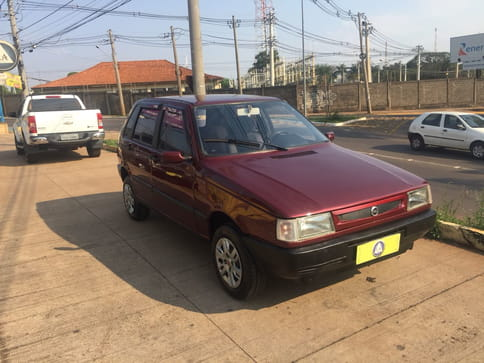 1994 fiat uno mille eletronic 1.0 4p